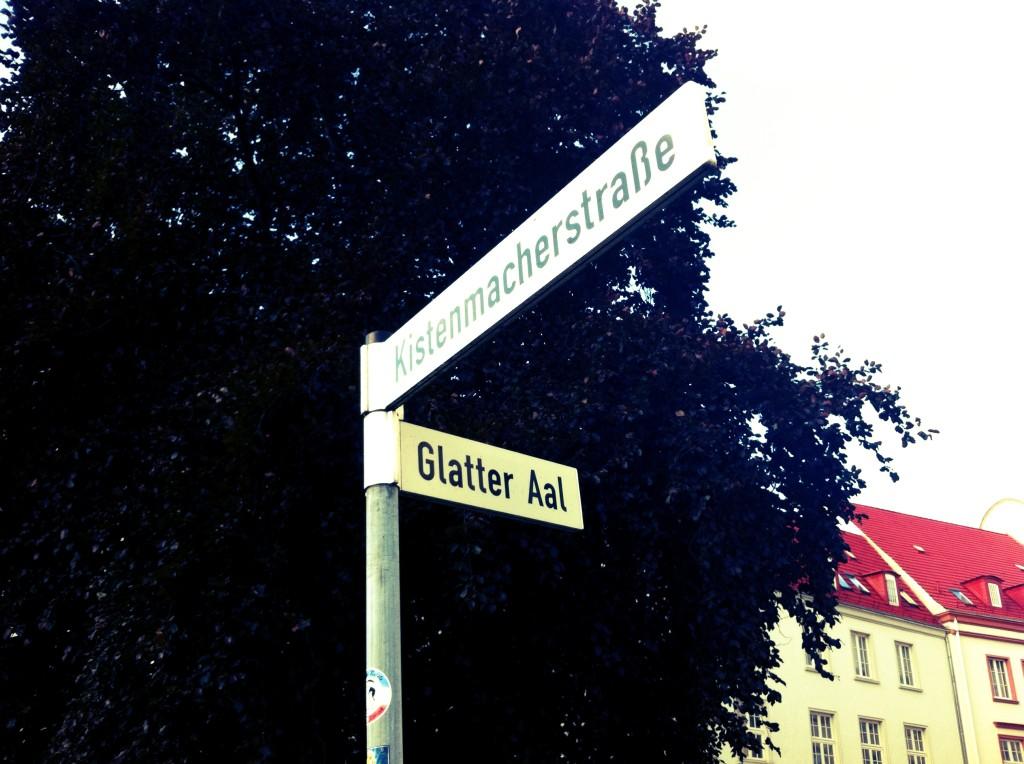 Glatter Aal, HRO