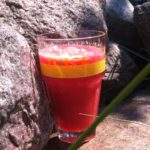 Wassermelone erfrischt