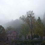 Heidelberg im Nebel