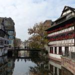 """""""Petite France"""" in Strasbourg"""