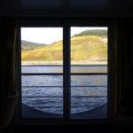 Ausblick Balkonkabine