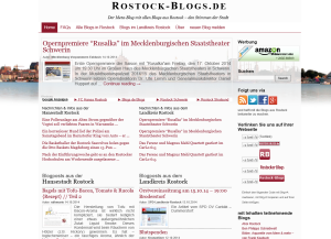 rostock blog