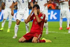 Spanien WM 2014